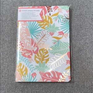 Erin Condren summer journal